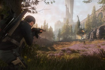 """How ambitious is Mavericks: Proving Grounds? """"We're basically 2,000 Call of Duty maps in one"""""""