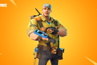 Fortnite V4.4 Content Update Patch Notes: Stink Bombs, 8-Bit Demo, Final Fight Limited Time Mode