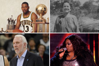 Slideshow: Famous Hoosiers throughout the years