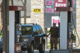 Indiana sees largest year-over-year gas price hike of 30 percent