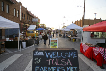 Farmers markets open for the season, Rub food truck comes truckin' into Cherry Street Farmers Market full time