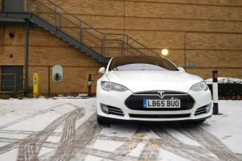 What's it like to own a Tesla Model S in winter?