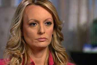 Stormy Daniels describes her alleged affair with Donald Trump