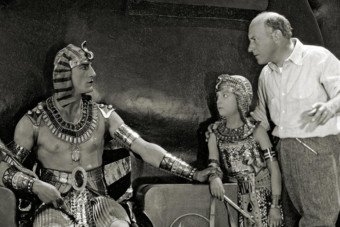 Cecil B. DeMille, showman of the movies