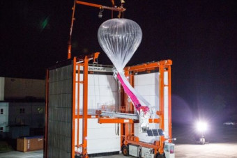 Project Loon team gave Puerto Rico connectivity—and assembled a helicopter
