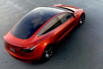 Tesla Model 3 release date, news and features