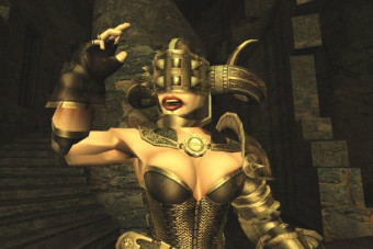 The dumbest armour in PC gaming history