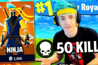 At What PC Settings Does Ninja Play Fortnite Battle Royale? Here Is What You Need To Know