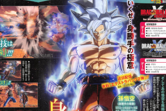 """Perfected"" Ultra Instinct Goku Is Coming to Dragon Ball Xenoverse 2"