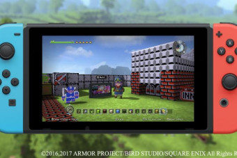Dragon Quest Builders Demo Now Available on the Nintendo Switch