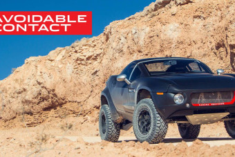 Why the Local Motors Rally Fighter Might Still Be the Future of Sports Cars