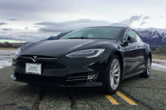 Bulletproof Tesla Model S Can Shield Against Ballistic and Bio Attacks