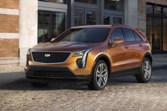 The Cadillac XT4 Sends A Warning To BMW, Mercedes, And Audi News @ Top Speed