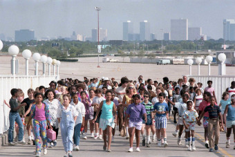How Houston's '80s, '90s kids spent their summer vacations