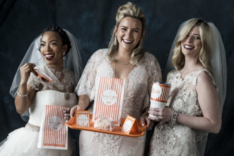 "Whataburger releases Houston Chronicle ""What-A-Wedding"" video on fashion shoot anniversary"