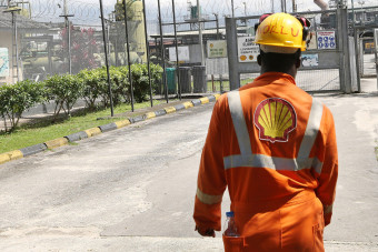 Shell sees gas as answer in Nigeria after decades of oil strife