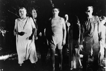 'Night of the Living Dead': What a zombie classic says about death in America