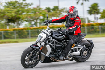 REVIEW: 2017 Ducati XDiavel S