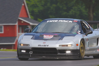 Resurrecting a Totaled Acura NSX Into a Dream Track Car
