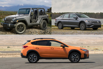 Cheap Wheels for New Grads: Cars, SUVs, and Trucks We Love for Less Than $25,000