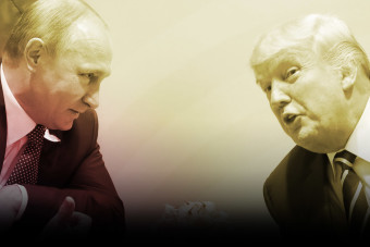 Trump vs Putin? Time to Be 'Scared'