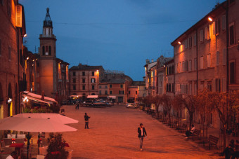 This Italian Town Once Welcomed Migrants. Now, It's a Symbol for Right-Wing Politics