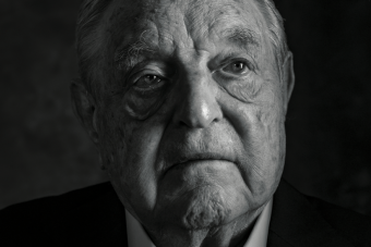 George Soros Bet Big on Liberal Democracy. Now He Fears He Is Losing.