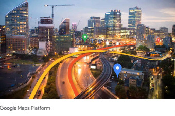 Google Maps Platform Brings New Industry Solutions
