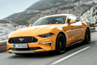 Ford Mustang review – 'it sounds glorious, like two brass bands having sex'