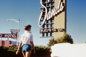 Checking into the lost hotels of Las Vegas on the trail of Frank Sinatra