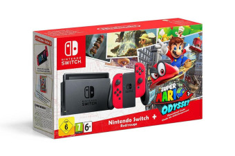 Nintendo Switch Black Friday and Cyber Monday deals 2017