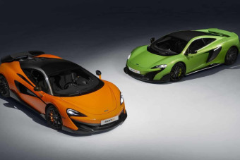 McLaren to go all-hybrid by 2025