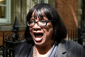 How old is Diane Abbott and what did the Shadow Home Secretary say about the Windrush Generation and illegal immigrants?