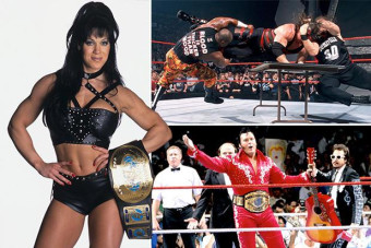 WWE Hall of Fame 2018: Chyna, Honkey Tonk Man and the Dudley Boyz… nine legends who should be inducted with Goldberg
