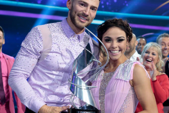 Who is Jake Quickenden? Dancing On Ice 2018 winner who split from fiance Danielle Fogarty
