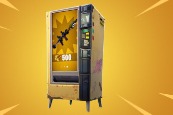 Fortnite vending machine locations – map reveals where you can find them all in Battle Royale