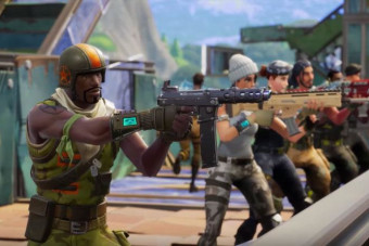 Fortnite Season 4 patch notes reveal new map location Hop Rocks and destructible structures