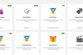 Microsoft Rewards explained – you can get Starbucks and Xbox gift cards just by searching with Bing