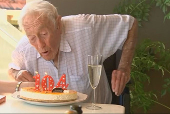 This Australian scientist just turned 104. Now he's flying to Switzerland to die.