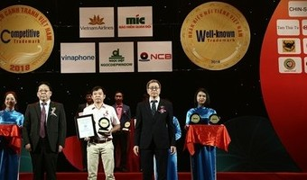 Dutch Lady named among top 10 VN brands