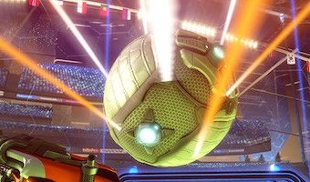 Rocket League Announces Collaboration With WWE