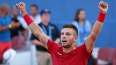 Cool Coric steers Croatia into Davis Cup final with France