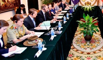 Vietnam, Australia hold strategic dialogue on foreign affairs and defense