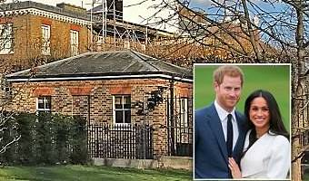 Harry and Meghan set to move to 21-room apartment at Kensington Palace