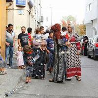 20 percent of Syrian refugees live in Istanbul