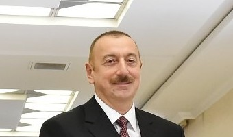 Azerbaijan's Aliyev wins election boycotted by opposition