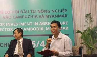 Cambodia, Myanmar frontier for VN firms: experts