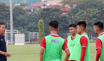 U19 Việt Nam to face China in friendly