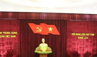Leader opens Party Central Committee's meeting