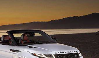 Land Rover Range Rover Evoque convertible launched in India at Rs 69.53lakh